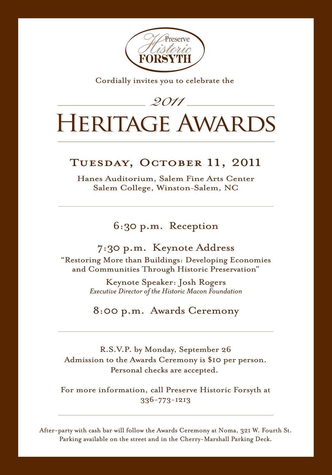 Banquet invitation sample fieldstation award ceremony invitation templates printable banquet invitation sample stopboris Images