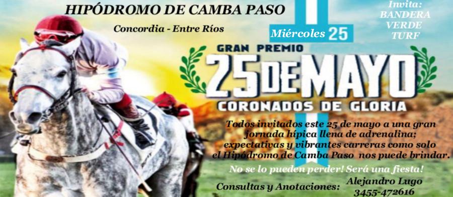 BANNER 25 DE MAYO CONCORDIA