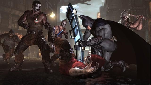 Batman Arkham City XBOX 360 Español GOTY Region Free