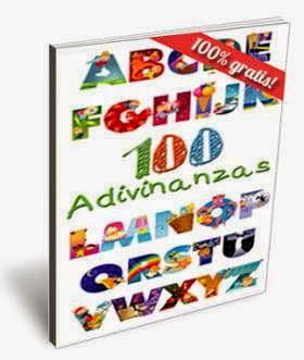 Descarga Gratis el Libro de 100 Adivinanzas!