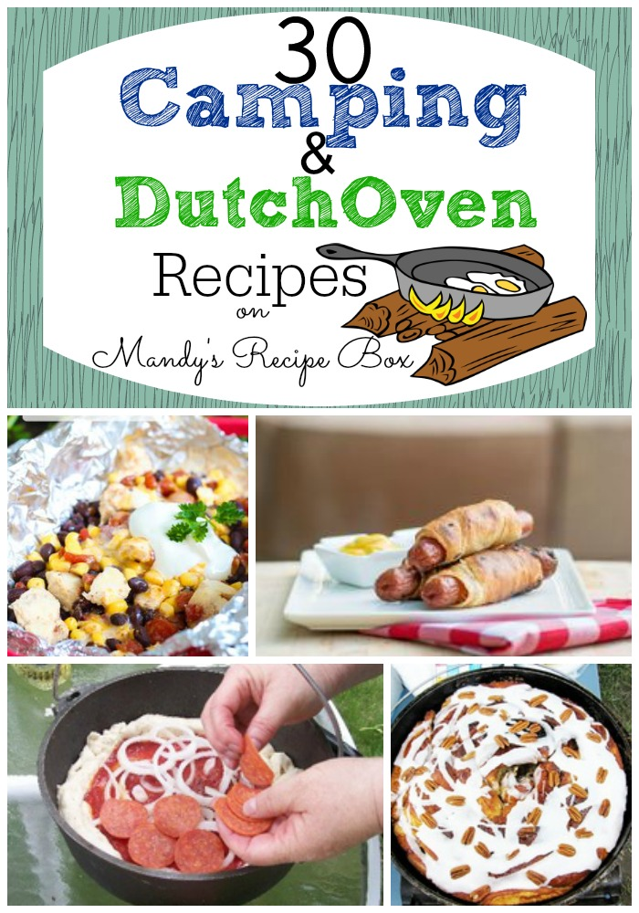 30 camping and dutch oven recipes for Dutch oven camping recipes for two