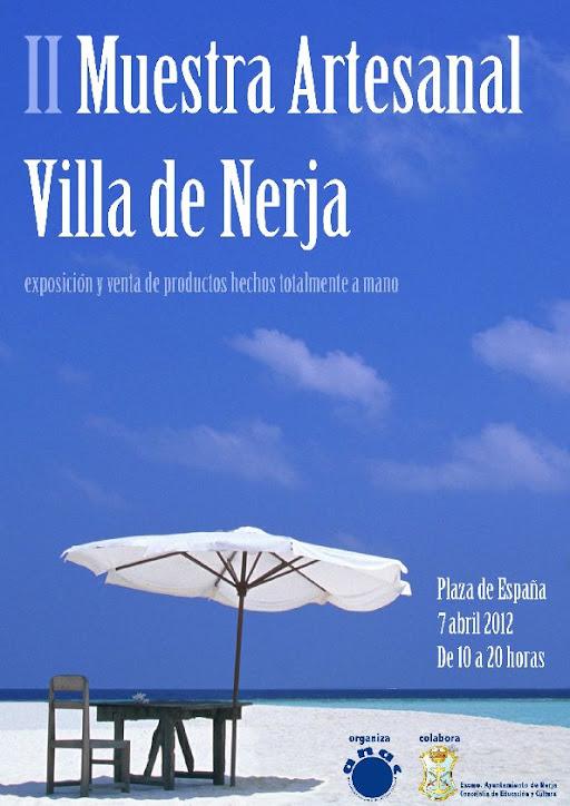 II Muestra Artesanal Villa de Nerja