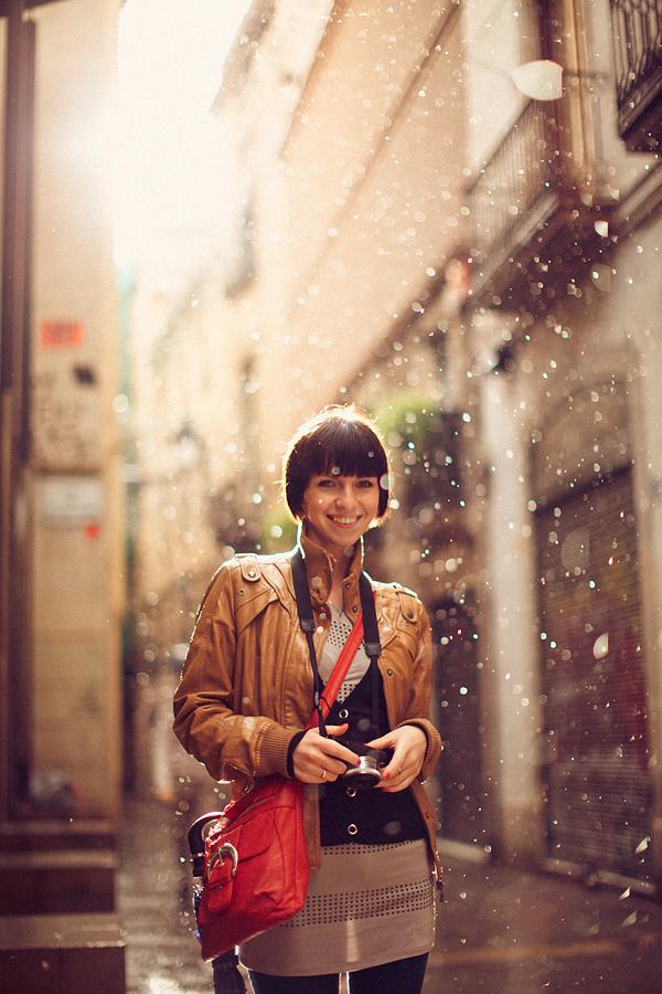 Sun w Rain by Anton Kuzmenkov