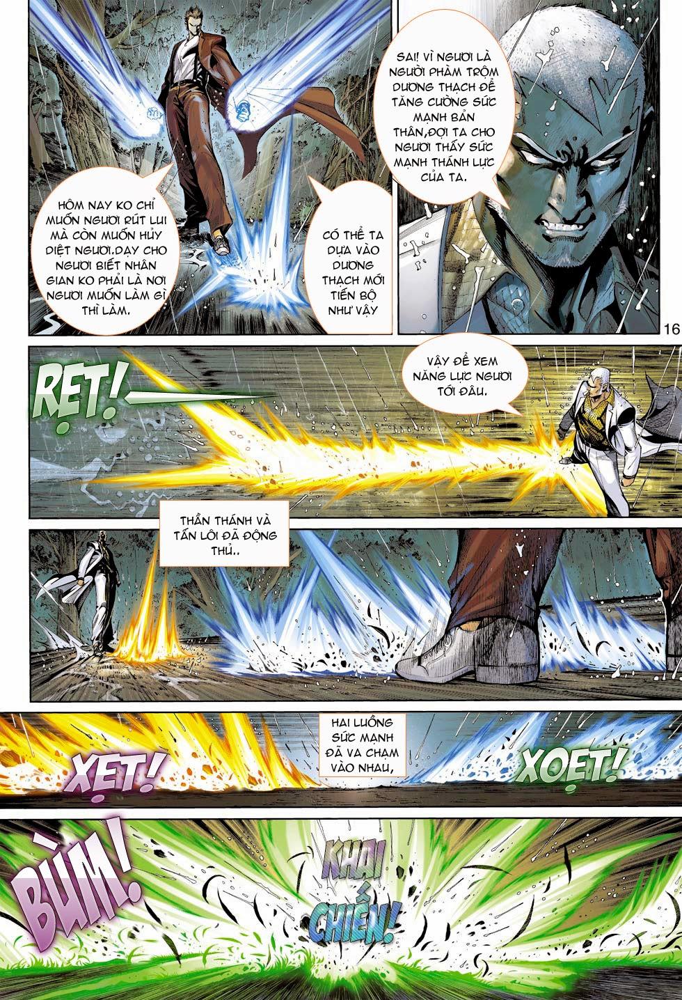 Thần Binh 4 chap 26 - Trang 17