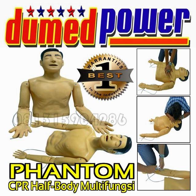 Produk Baru | Phantom Multifungsi Half-body 3in1 CPR-Infus dan Suntik
