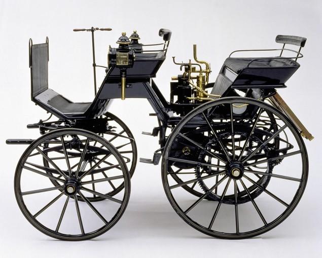 auto 1886 125 Anos de Mercedes