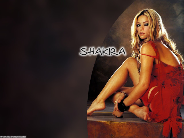 shakira hot wallpaper free download