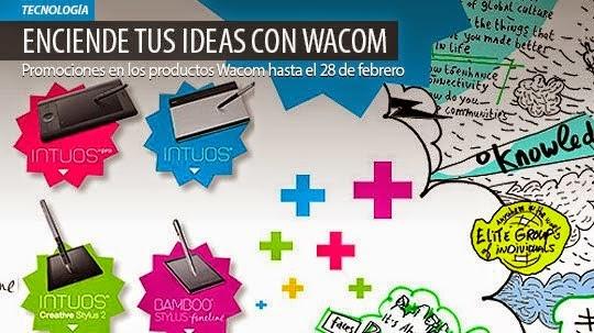 Enciende tus Ideas con Wacom