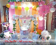 Mini Pelamin Pink Peach 2 Jun 2013