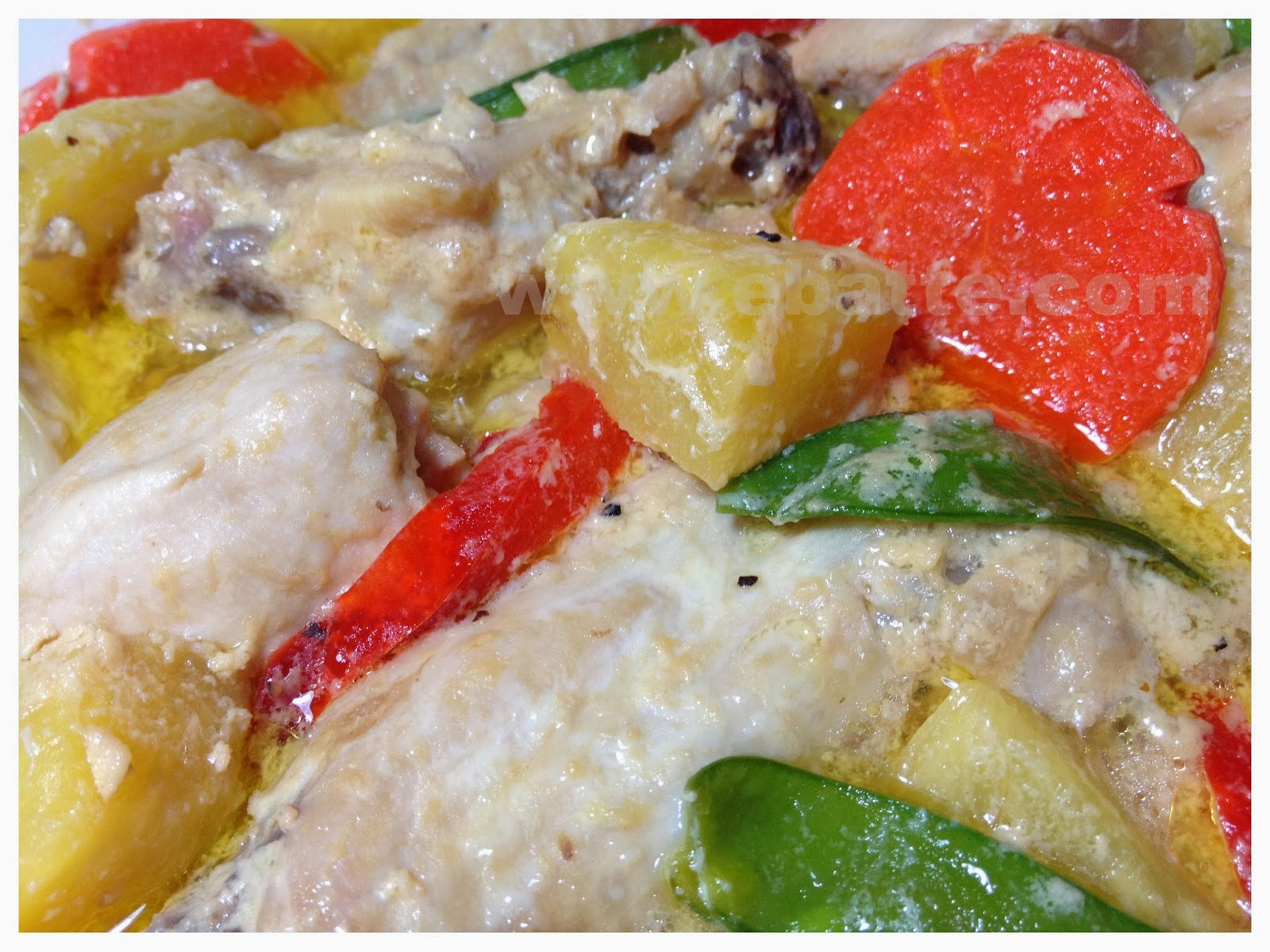 Sarap Recipes: Pininyahang Manok-Pineapple Chicken