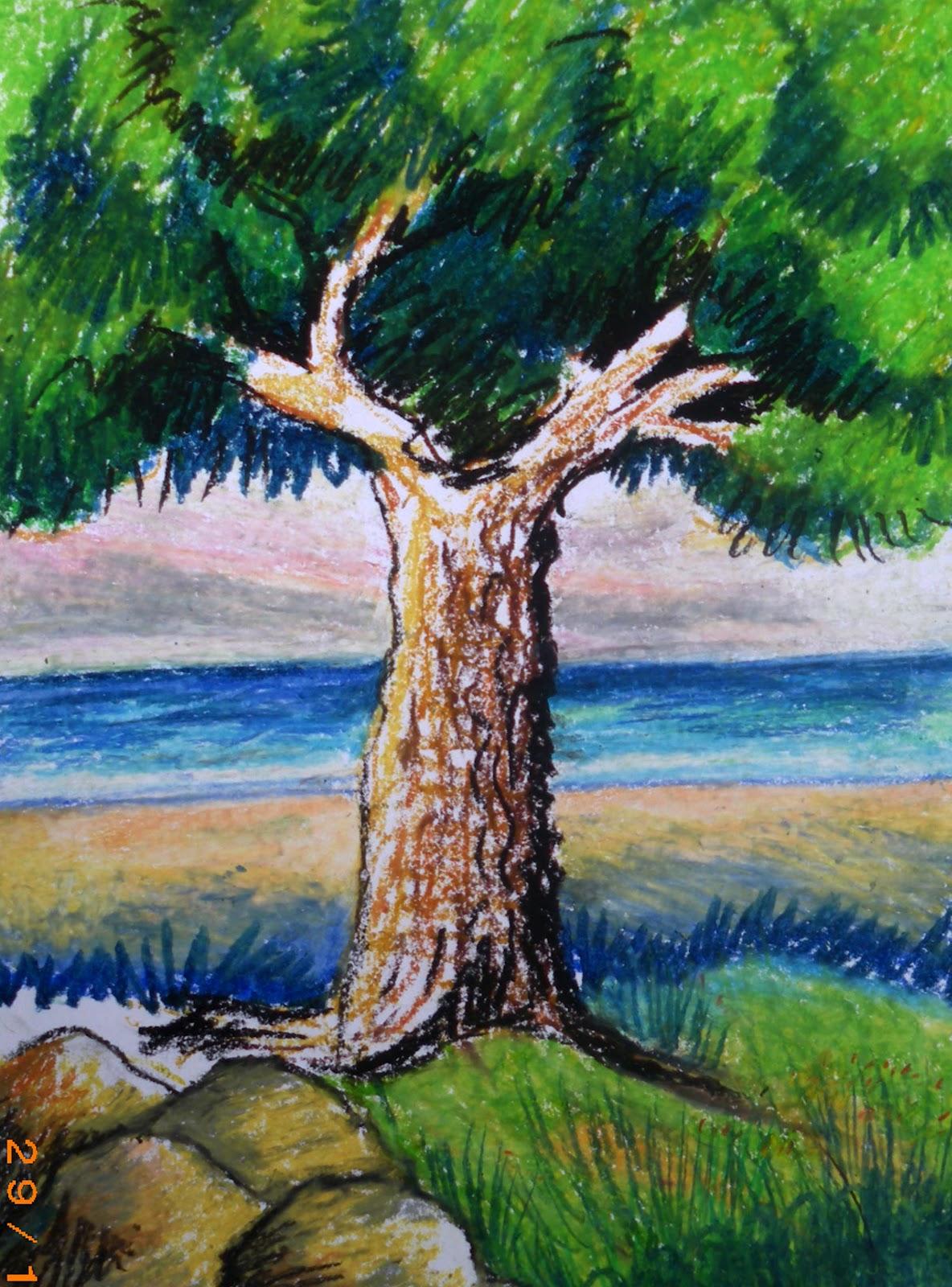 Alat Bantu Mengajar - Lukisan dan Catan Lanskap