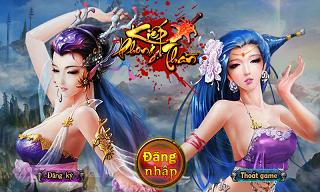 Tải game Kiếp Phong Thần