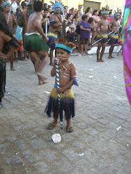 INDIO ÁGUIA