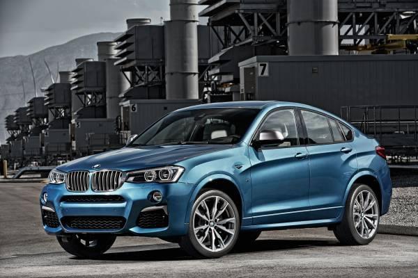 BMW「X4 M40i」ののフロント画像その2