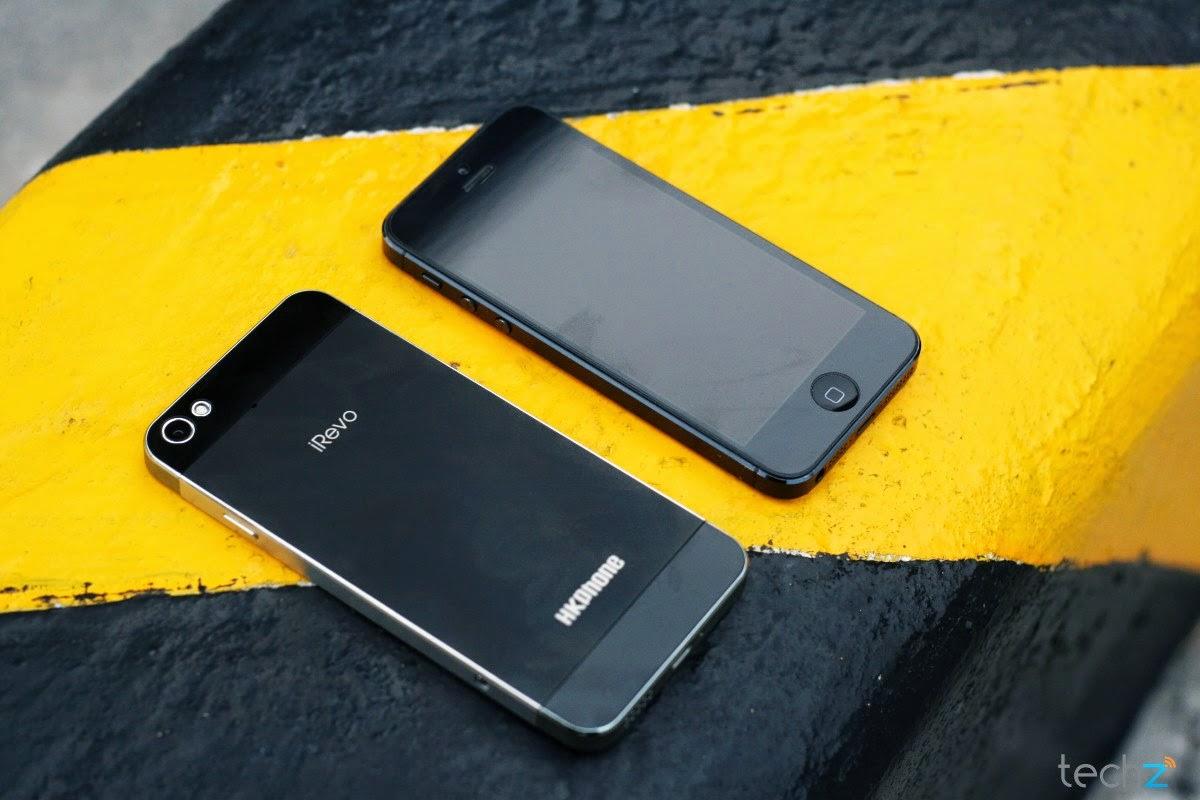 Người dùng Việt nghĩ gì về HKPhone iRevo?