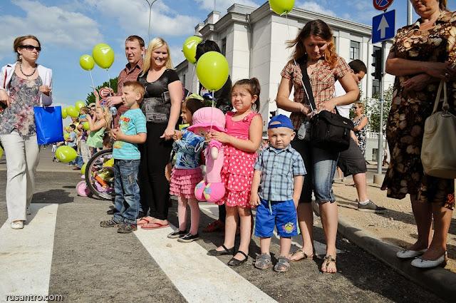 Jelgavas pilsētas svētku gājiens 2013