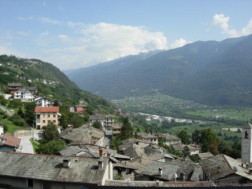Castione Andevenno Valtellina