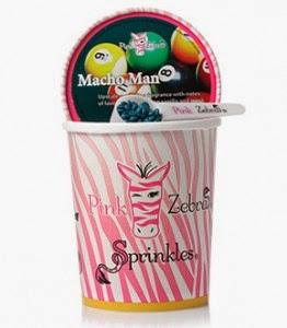Pink Zebra Macho Man Sprinkles Image