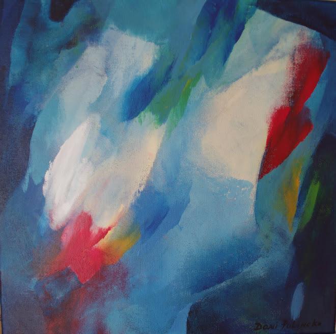 Nieuw schilderij