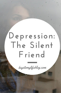 Depression: The Silent Friend | Keys to My Life