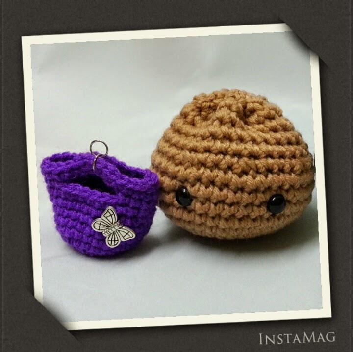 Lucas Craft House Free Crochet Pattern For Mini Crochet Bag