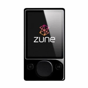 Zune 120 GB Video MP3 Player