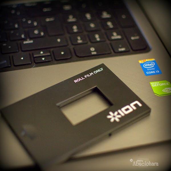 Fotografía - Escáner de diapositivas y negativos.