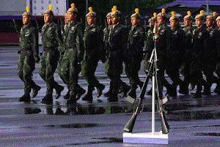 Dua Komando Polis Maut di Lahad Datu