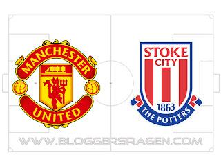 Prediksi Pertandingan Stoke City vs Manchester United