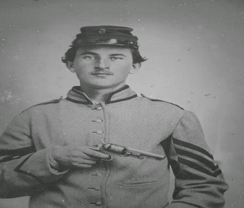 Confederate Sergeant picture 1