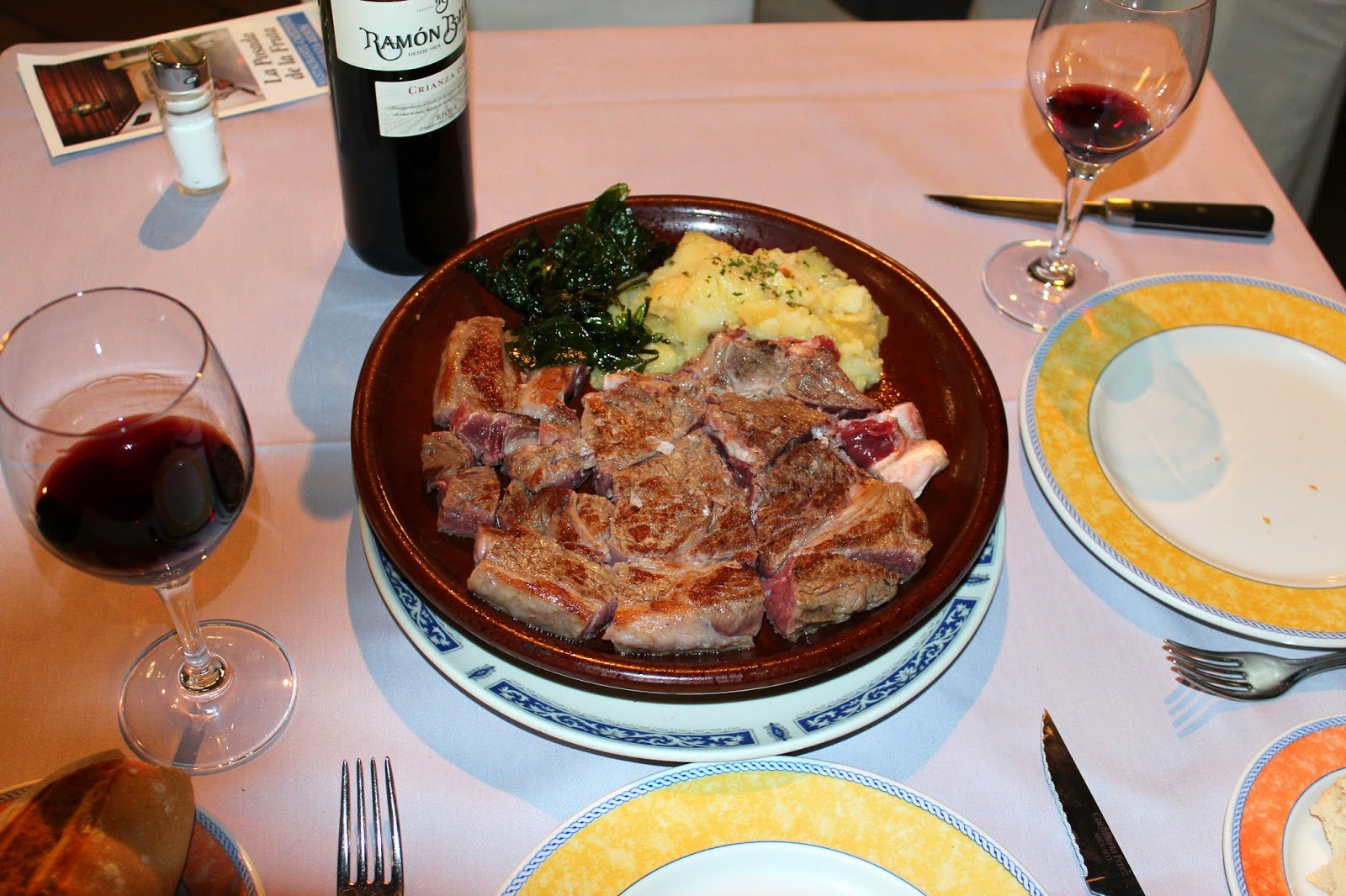 Gastronomía de Ávila