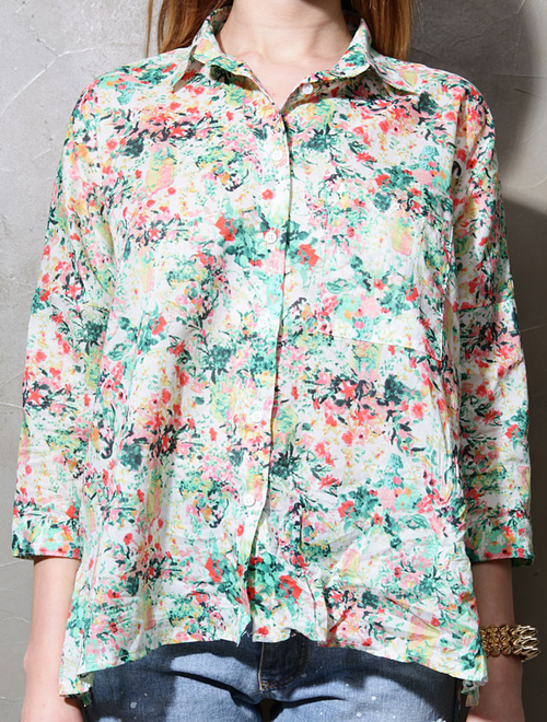 Floral Resort Shirt
