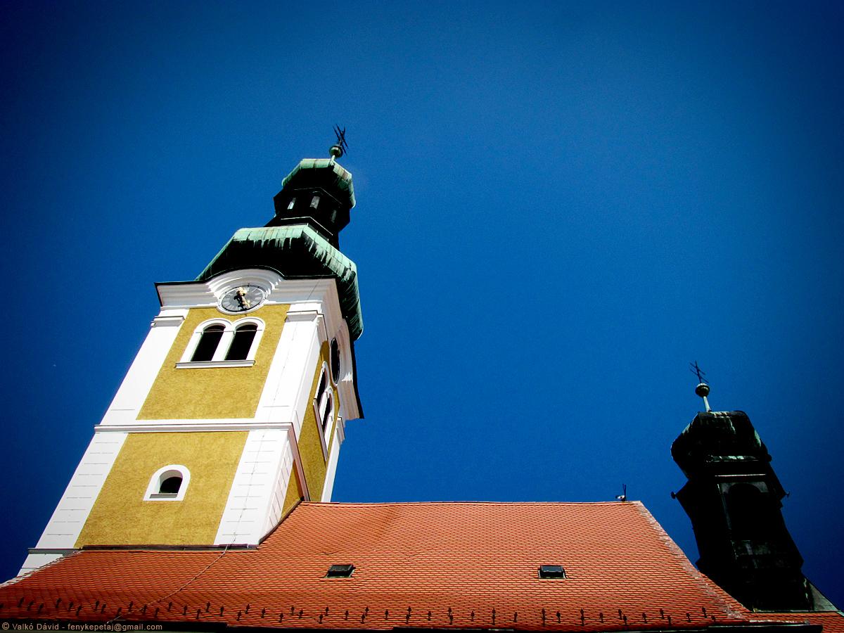 Szent Imre-templom, Kőszeg, Magyarország