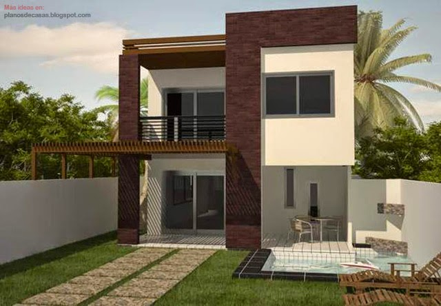 Plano De Casa De 156 M2 Planos De Casas Gratis Y