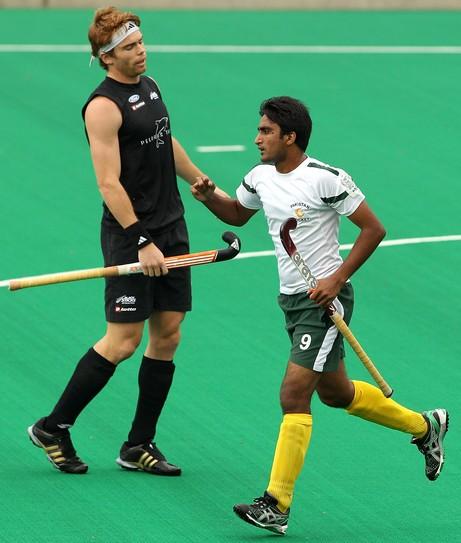 Pakistan Vs New Zealand Hockey Fashion♡ London Olympics 2012