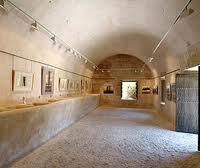 Castillo Bezmiliana interior antiguas caballerizas