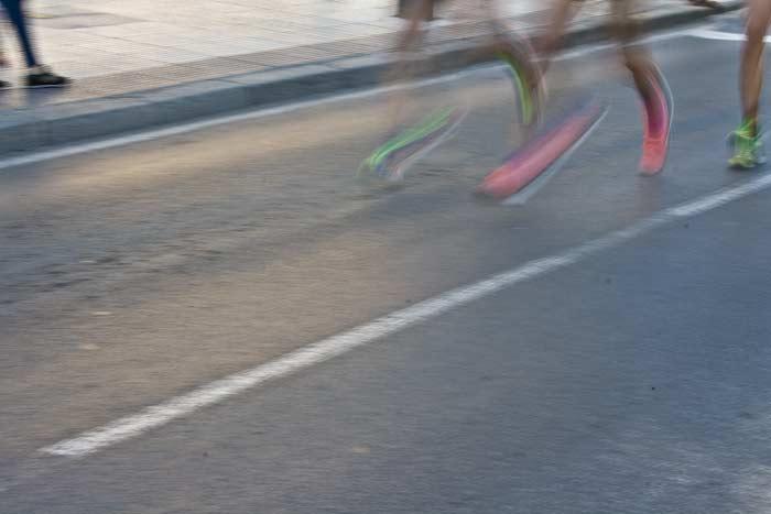 Deformidades de la carrera