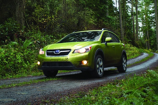 2014 Subaru XV Crosstrek Hybrid