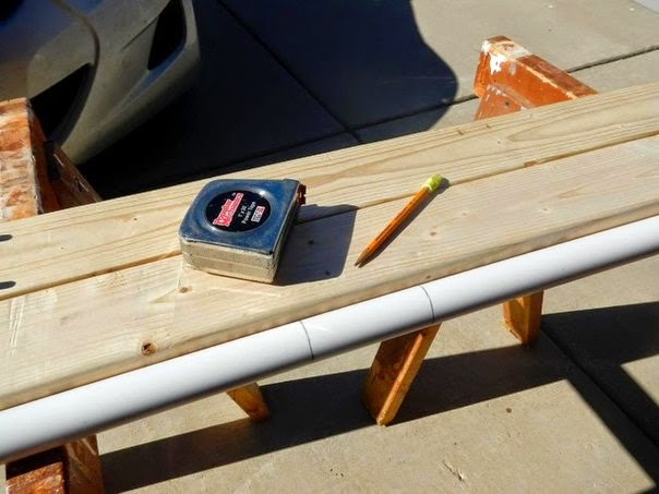 Как сделать лук из труб 209