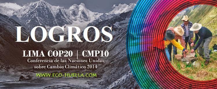 Lima COP20 CMP10 logros conferencia por el clima 2014