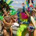 Carnaval de Mérida, casi 300,000 personas festejaron a Momo en la Batalla de Flores