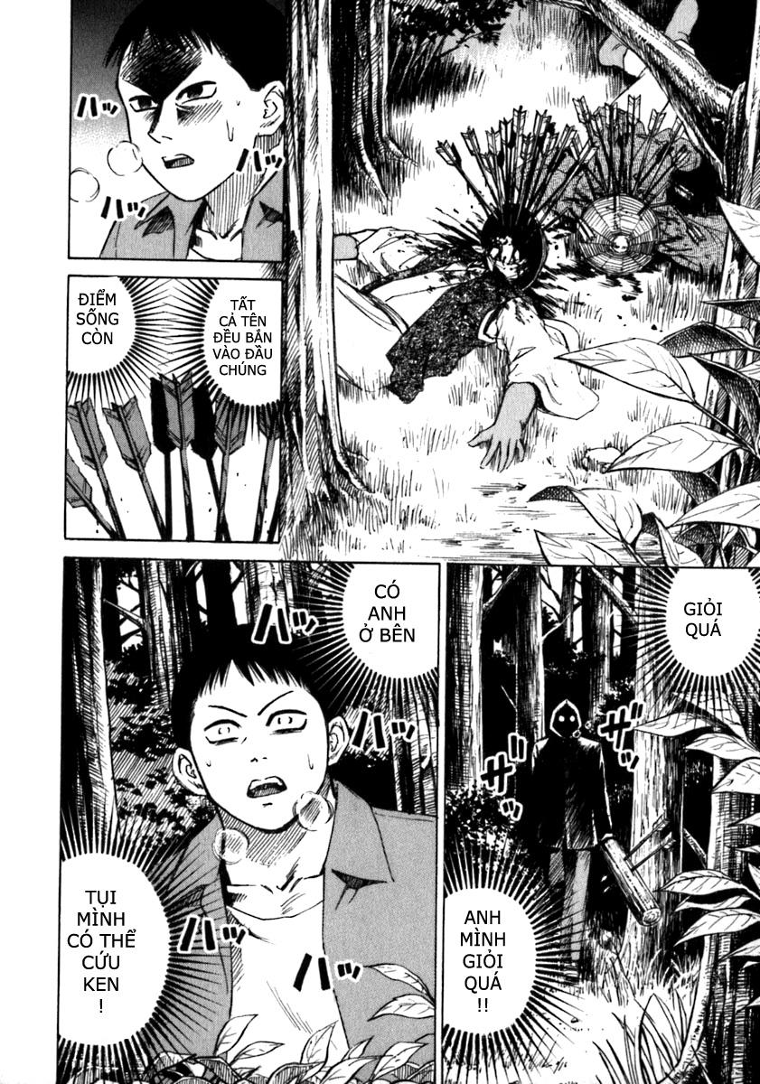 Higanjima chap 26 page 19 - IZTruyenTranh.com