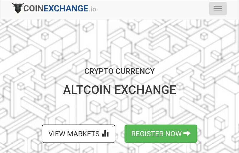 アルトコインの交換