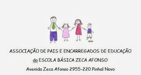 ASSOCIAÇÃO DE PAIS E ENCARREGADOS DE EDUCAÇÃO DA ESCOLA BÁSICA ZECA AFONSO