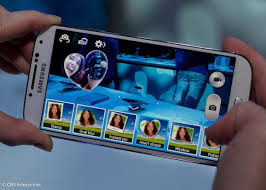screen samsung galaxy S4