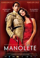 "Película ""MANOLETE""."