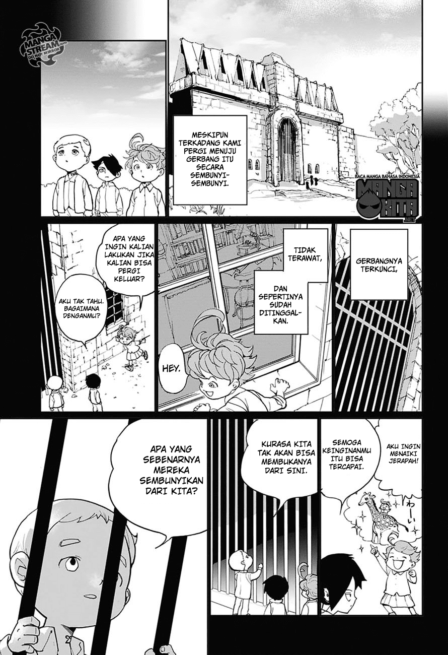 The Promised Neverland Chapter 01-19