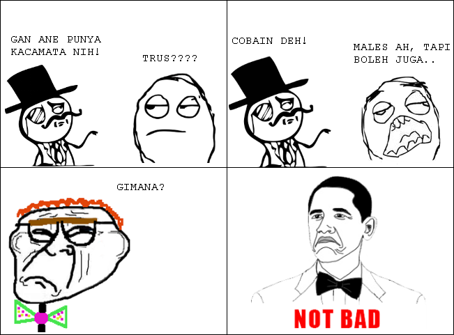 Doskoy World: MEME COMIC INDONESIA DOSKOY VERSION PART 3