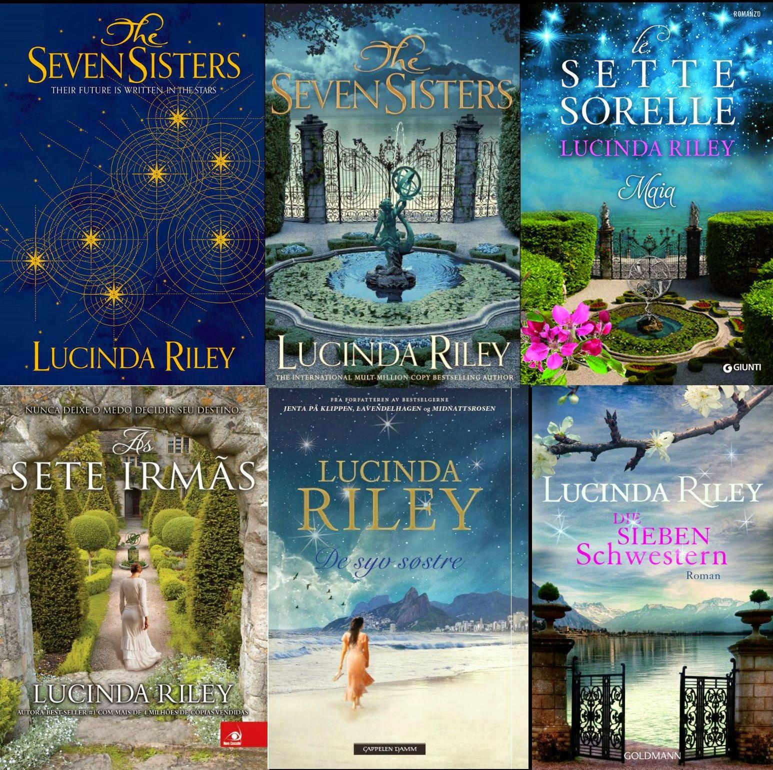 lucinda riley seven sisters