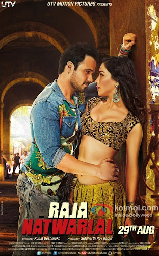 Raja Natwarlal (2014) Movie Poster No. 2